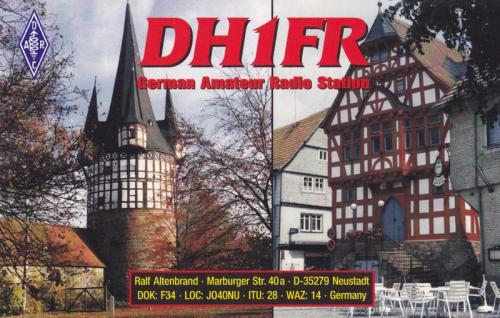 DH1FR - Ralf