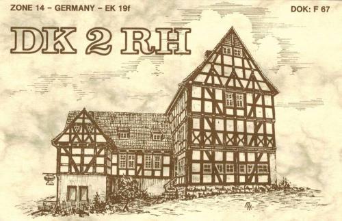 DK2RH - Eberhard