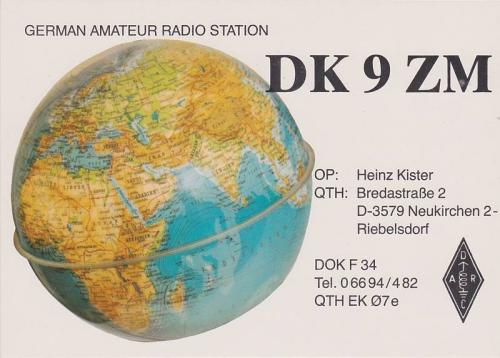 DK9ZM - Heinz