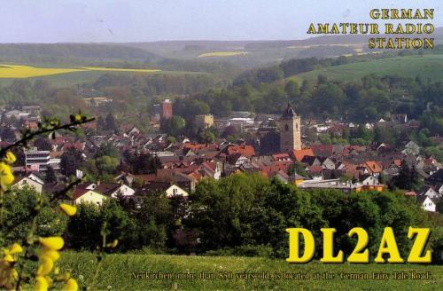 DL2AZ - Gerhard