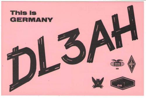 DL3AH - Heinz