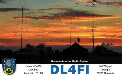 DL4FI - Karl