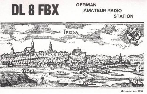 DL8FBX - Friedhelm
