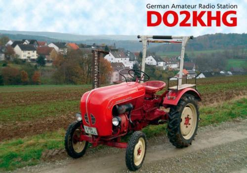 DO2KHG - Karl-Heinz